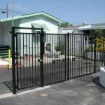 Entry gate system